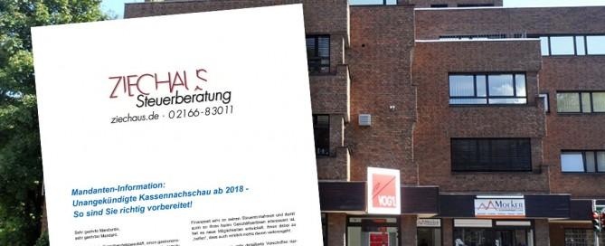 Ziechaus News Kassenschau 2017