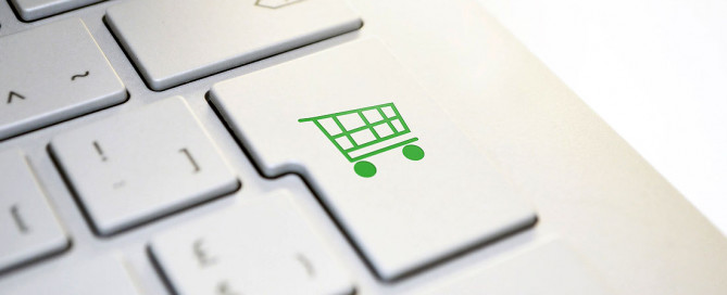 Foto Symbolbild E-Commerce Online-Shopping